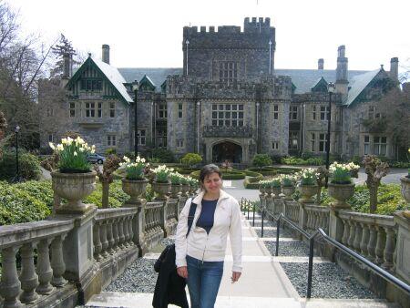 nida Hartley castle