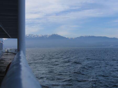 port angeles ferry