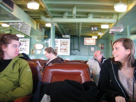 sarah laetitia ferry port angeles