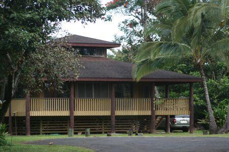 La maison de villégiature
