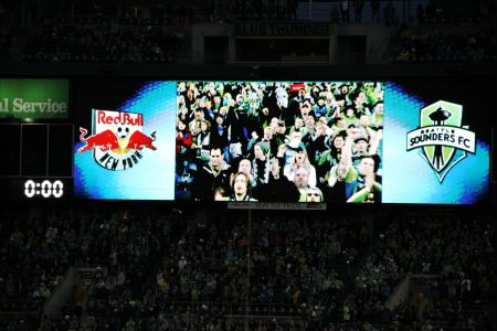 NY Red Bulls vs Seattle Sounders
