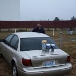 Francky's car